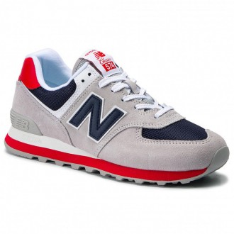 New Balance Sneakers ML574MUB Gris