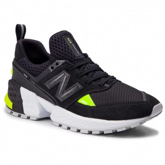 New Balance Sneakers MS574BRB Noir