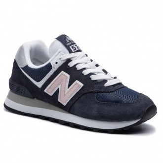 Black Friday 2020 | New Balance Sneakers WL574BTC Bleu marine