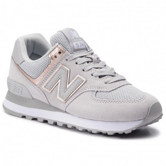 Black Friday 2020 | New Balance Sneakers WL574MEB Gris