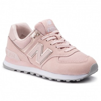 [Vente] New Balance Sneakers WL574MEC Rose