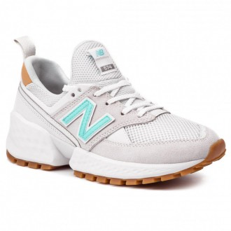 Black Friday 2020 | New Balance Sneakers WS574JSB Blanc Multicolore