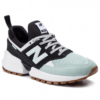 New Balance Sneakers MS574JUB Multicolore Noir