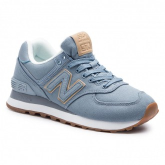 Black Friday 2020 | New Balance Sneakers WL574CVC Bleu