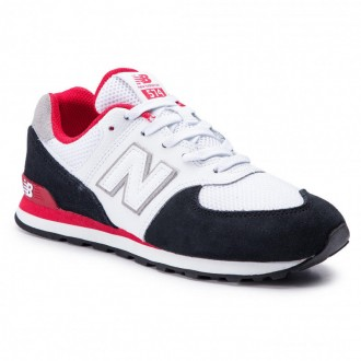 Black Friday 2020 | New Balance Sneakers GC574NSB Blanc
