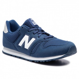 Black Friday 2020 | New Balance Sneakers YC373MT Bleu marine