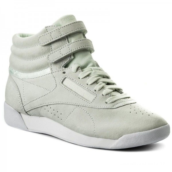 Black Friday 2020 | Reebok Chaussures F/S Hi Nbk CN0604 Opal/White