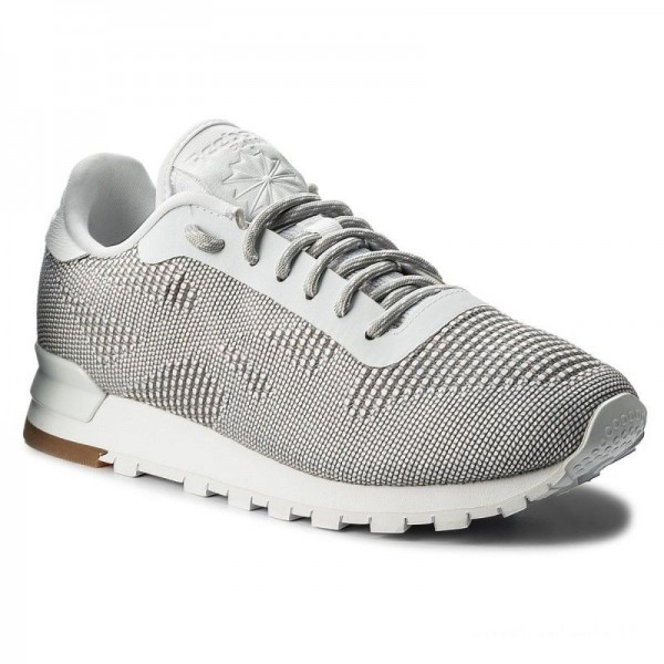 Black Friday 2020 | Reebok Chaussures Cl Flexweave CN2136 White/Black/Skull Grey