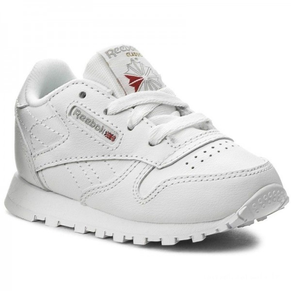 Black Friday 2020 | Reebok Chaussures Classic Leather Infants 50192 White