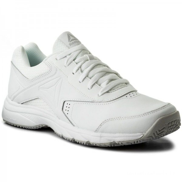 Reebok Chaussures Work N Cushion 3.0 BS9523 White/Steel