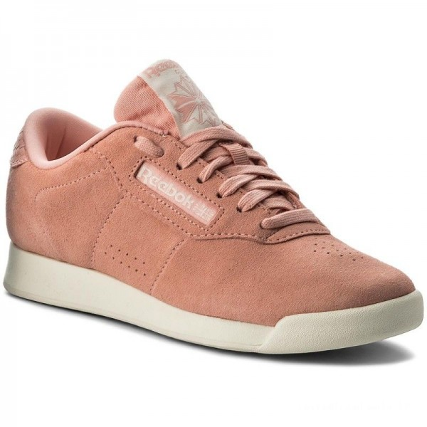 Reebok Chaussures Princess Woven Emb CN0619 Sweet Pink/Chalk