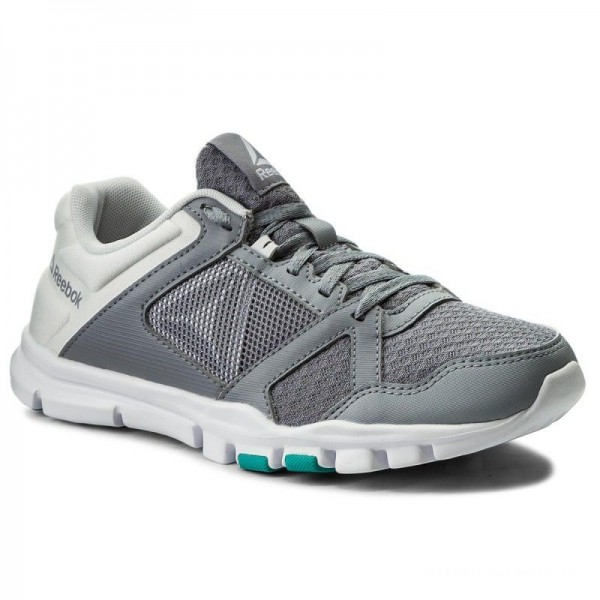 Black Friday 2020 | Reebok Chaussures Yourflex Trainette 10 Mt CN1252 Cool Shadow/White/Teal