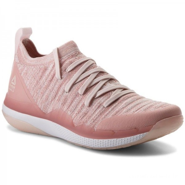 Reebok Chaussures Ultra Circuit Tr Ultk Lm CN5952 Chalk Pink/Pale Pink/Wht