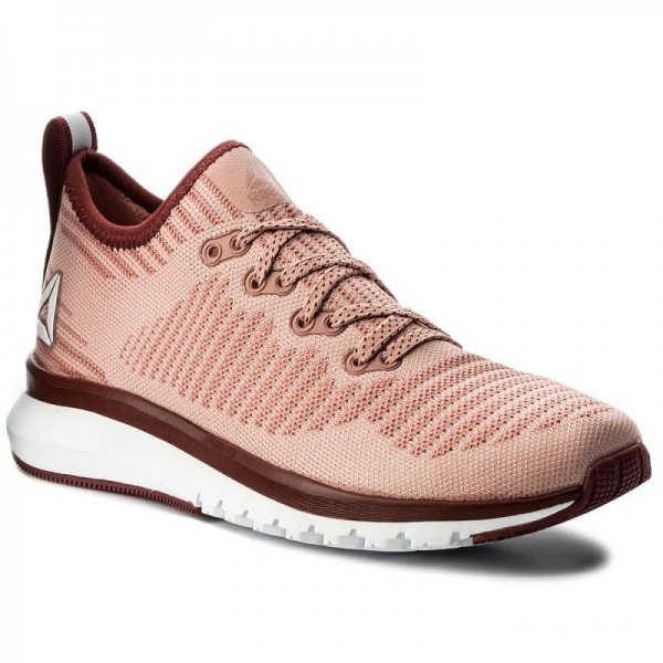 Reebok Chaussures Print Smooth 2.0 Ultk CN1743 Chalk Pink/Maroon/Wht