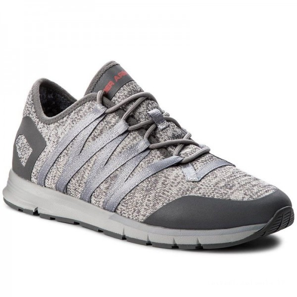 Under Armour Chaussures Ua W Charged All Around 1296222-076 Rhg/Stl/Mnr