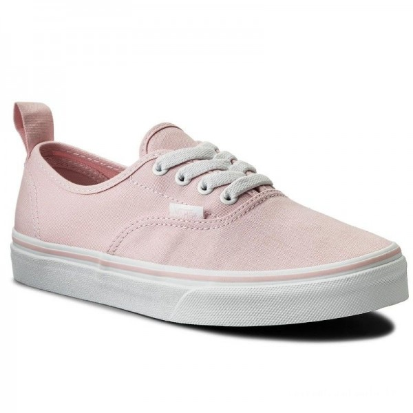 Vans Tennis Authentic Elastic VN0A38H4Q1C Chalk Pink/True White