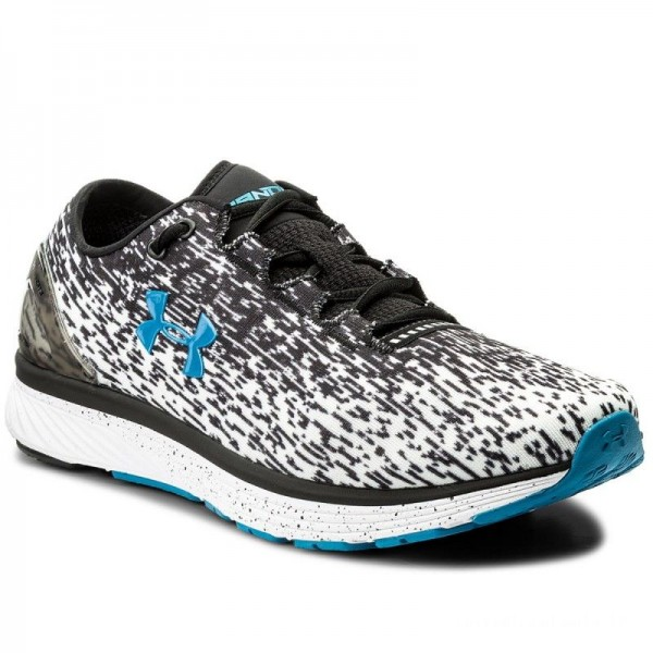 Under Armour Chaussures Ua Charged Bandit 3 Ombre 3020119-002 Blk