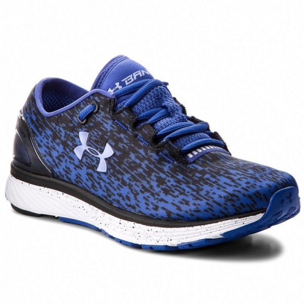 Black Friday 2020 | Under Armour Chaussures Ua W Charged Bandit 3 Ombre 3020120-500 Blu