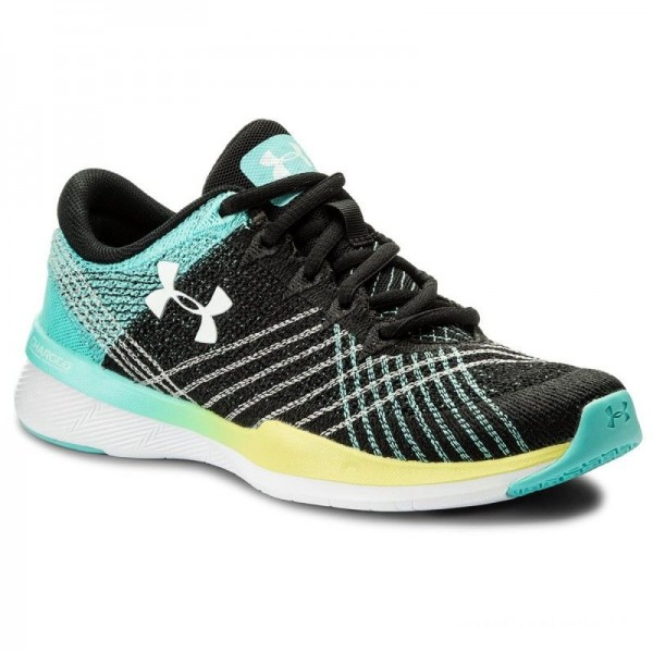 Black Friday 2020 | Under Armour Chaussures Ua W Threadborne Push Tr 1296206-003 Blk/Tro/Wht