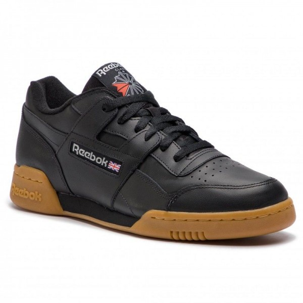 Reebok Chaussures Workout Plus CN2127 Black/Carbon/Red/Royal