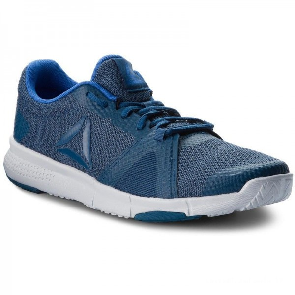 Reebok Chaussures Flexile CN5362 Blue/Navy/White