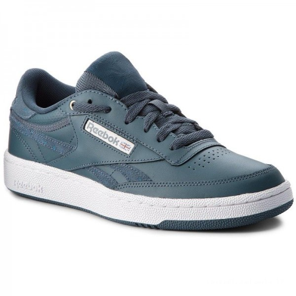 Reebok Chaussures Revenge Plus Mu CN3858 Deep Sea/Mt Fuji/White