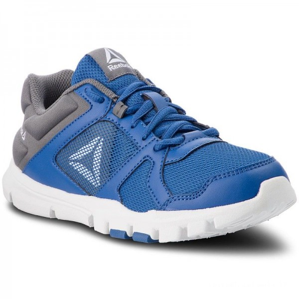 Black Friday 2020 | Reebok Chaussures Yourflex Train 10 CN5247 Vital Blue/Alloy/White