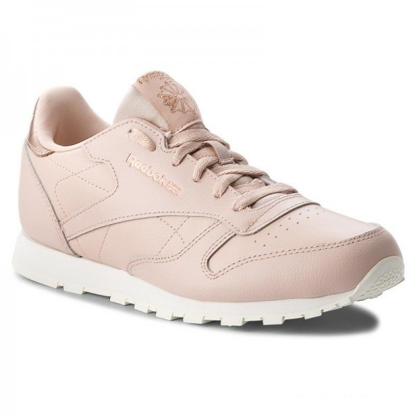 Reebok Chaussures Classic Leather CN5560 Bare Beige/Chalk