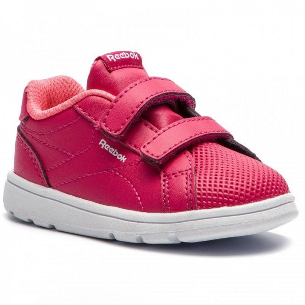 Reebok Chaussures Royal Comp Cln 2V CN4825 Rugged Rose/Victory Pink