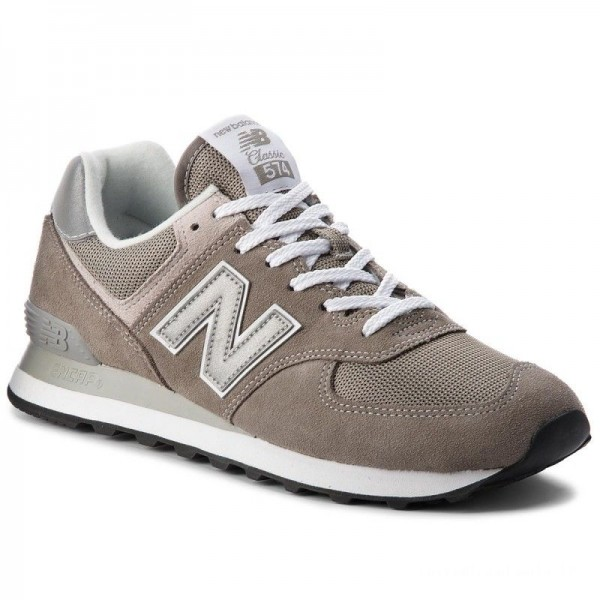 New Balance Sneakers ML574EGG Gris