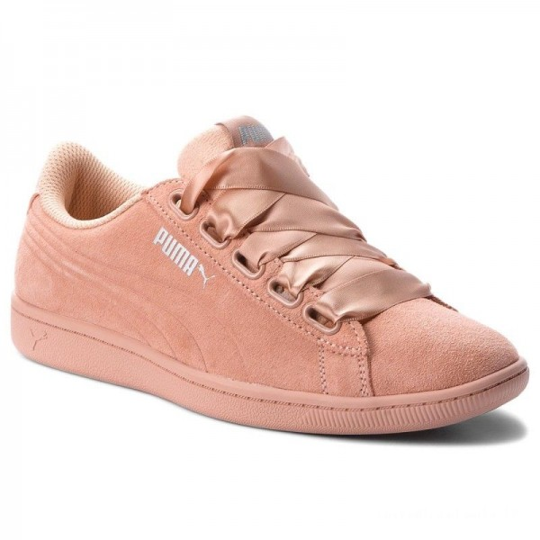 Puma Sneakers Vikky Ribbon S 366416 05 Dusty Coral/Dusty Coral
