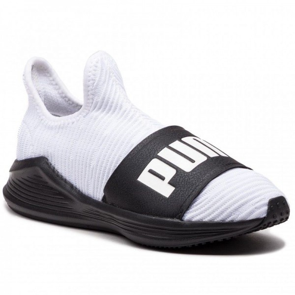 Puma Chaussures Fierce Slide Wn's 191161 03 White/Puma Black