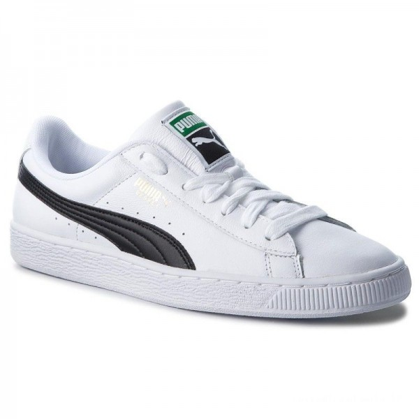 Puma Sneakers Basket Classic Lfs 354367 22 White/Black