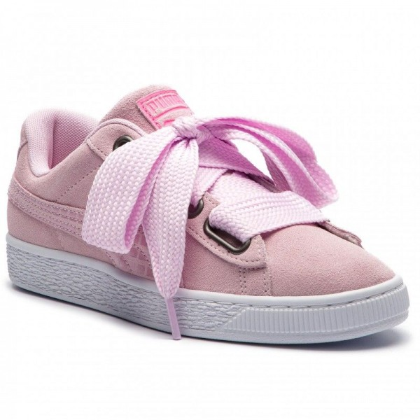 Puma Sneakers Suede Heart Street 2 Wn's 366780 03 Winsome Orchid