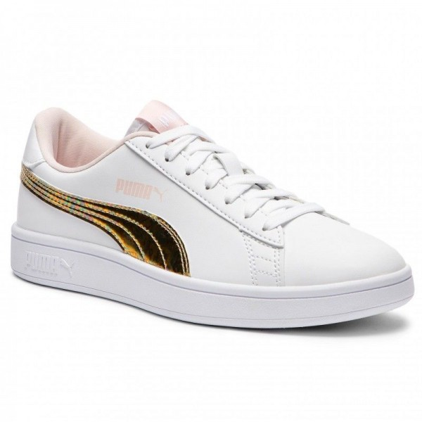 Puma Sneakers Smash v2 Mermaid Jr 365206 01 White/Pearl