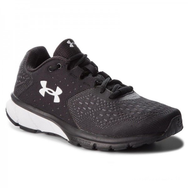 Under Armour Chaussures Ua W Charged Rebel 1298670-001 Blk/Rhg/Wht