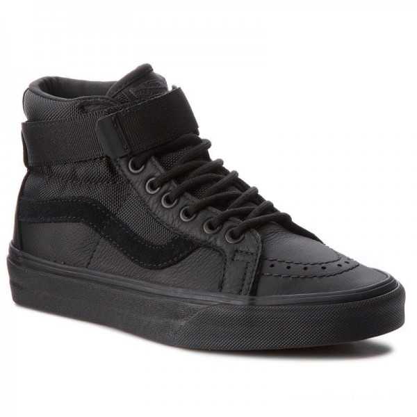 Black Friday 2020 | Vans Sneakers Sk8-Hi Reissue VN0A3QY2UB4 (Leather) Ballistic/Black