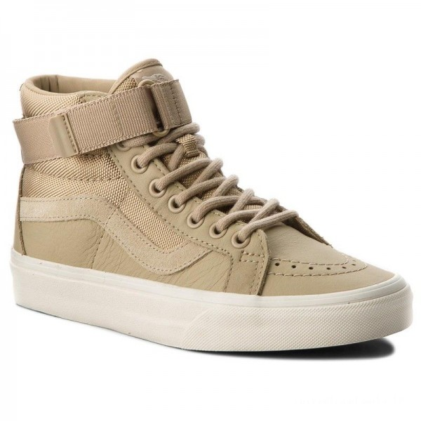 Black Friday 2020 | Vans Sneakers Sk8-Hi Reissue St VN0A3QY2UB5 (Leather) Ballistic/Corns