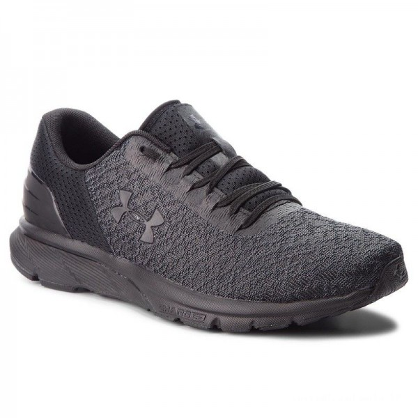 Under Armour Chaussures Ua Charged Escape 2 3020333-003 Blk