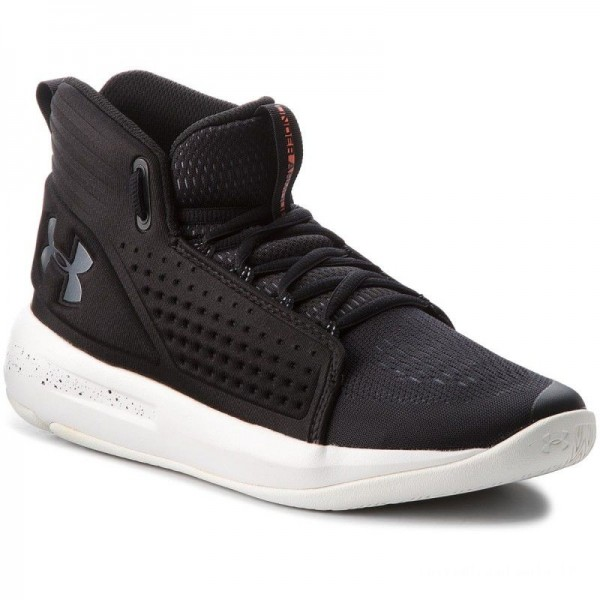 Under Armour Chaussures Ua Torch 3020620-001 Blk