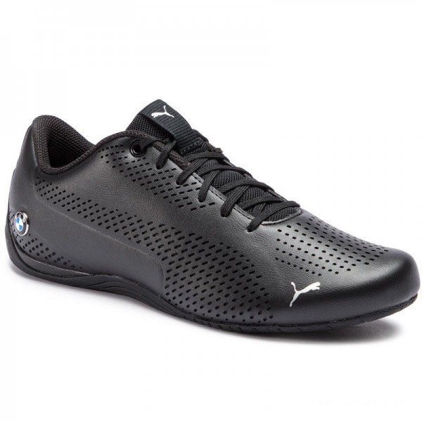 Puma Sneakers BMW MMS Drift Cat Ultra 5 II 306421 01 Black/Puma Black