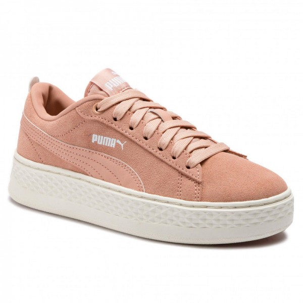 Puma Sneakers Smash Platform SD 366488 08 Peach Bud/Puma White
