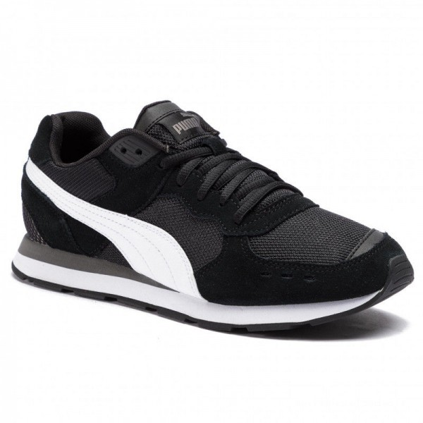 Puma Sneakers Vista 369365 01 Black/White/Charcoal Gray