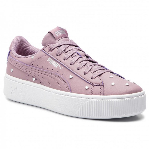 Puma Sneakers Vikky Stacked Studs 369636 02 Elderberry/Elderberry