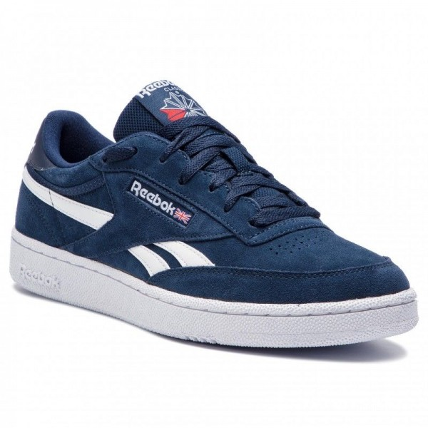 Reebok Chaussures Revenge Plus Mu DV4062 Collegiate Navy/White
