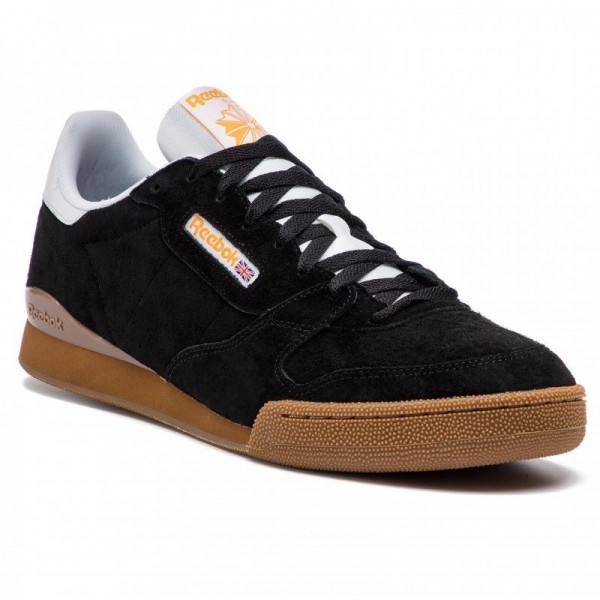 Reebok Chaussures Phase 1 Mu CN6900 Black/Trek Gold/White/Gum