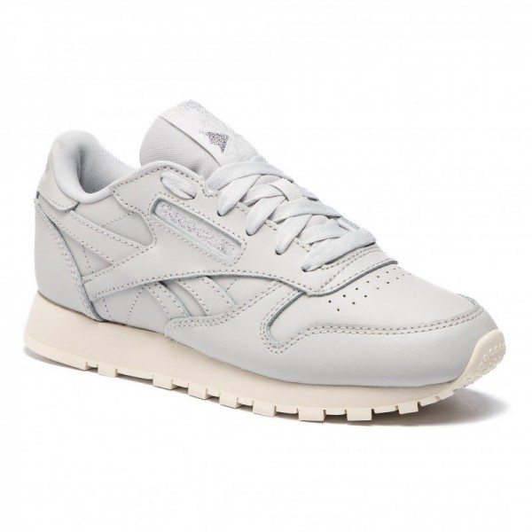 Black Friday 2020 | Reebok Chaussures Cl Lthr DV3763 Skull Grey/Pure Silver/Pa