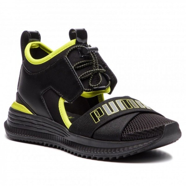 Puma Sneakers Fenty Avid Wns 367683 01 Black/Limepunch/Black