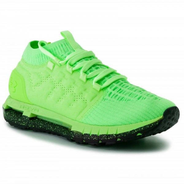 Black Friday 2020 | Under Armour Chaussures Ua Hovr Phantom Highlighter 3022397-301 Grm/Vert