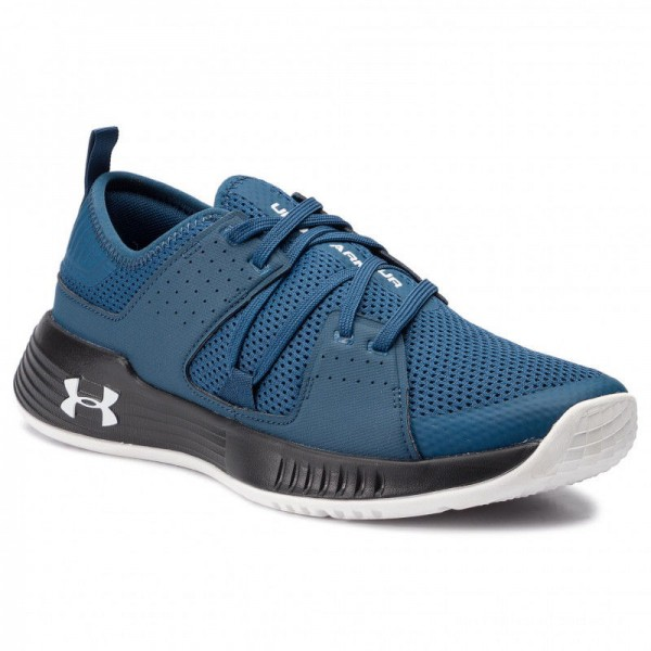 Black Friday 2020 | Under Armour Chaussures Ua Showstopper 2.0 3020542-414 Blu